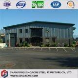 Costruzione prefabbricata del magazzino del comitato dell'isolamento della struttura d'acciaio di basso costo
