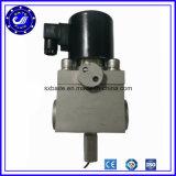 Elettrovalvola a solenoide registrabile di flusso dell'acciaio inossidabile con la funzione non di ritorno