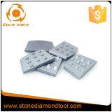 콘크리트 가는 에폭시는 다이아몬드 Redilock PCD 단화를 제거한다