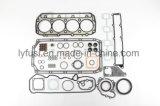 partes separadas do Motor Diesel Yanmar 4TNV94 o Conjunto de Juntas Completo