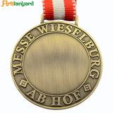 고대 도금을%s 가진 주문을 받아서 만들어진 디자인 메달