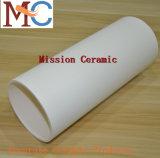 pipe 1800c en céramique réfractaire industrielle