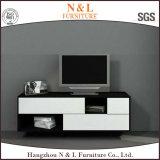 Muebles de Salón fabricado en China la melamina, soporte de TV