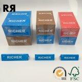 Richer personalizado Premium 14gramos ultra delgado el hábito de fumar papel de rodadura