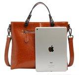 ファスナーを絞める方法熱い販売法デザイナーショルダー・バッグの女性ビジネス袋(WDL0288)