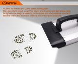 Éclairage LED large portatif d'empreinte de pas de l'amplitude M12
