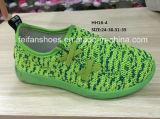 Le sport d'injection d'enfants chausse les chaussures extérieures de chaussures de course (HH16-4)