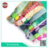 Bracelet en polyester polyester RFID pour soirée / fête / festival et cadeau