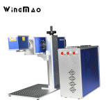 самая лучшая машина маркировки лазера СО2 цены 30W для Artware деревянного