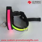 Reflektierendes Band LED Pet Dog Sicherheit Nylon Kragen