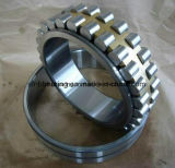 Zylinderförmiges Rollenlager der doppelten Reihen-Nn3040 mit Messingrahmen