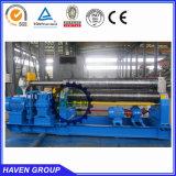 Da placa hidráulica elevada do quanlity do rolo W11-16X2500 3 máquina de rolamento de dobra