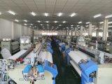 중국 공기 제트기 면 직물 직물 길쌈 기계