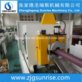 Terminar la línea plástica mezclador de la protuberancia de la pipa del PVC del PVC