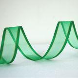 Großhandelssatin-Seitenrand blosses Nylon Organza Ribbon