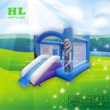 Populäre kundenspezifische üppige Seeweltaufblasbare Prahler-Kinder, die Schloss springen, um Zinsen der Kinder der Erforschung anzuregen