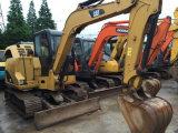 Escavatore utilizzato del gatto, piccolo gatto usato 306D dell'escavatore del trattore a cingoli