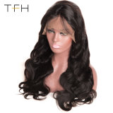 Full Lace Cheveux humains perruques, corps Glueless d'onde 9un Brésilien Virgin Remy Hair Lace Front Wig avec Bébé Sèche 10-26 pouces