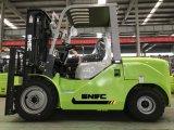 Snsc Diesel van 4 Ton Vorkheftruck aan Saudi-Arabië