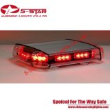 Purpurroter feuerbekämpfender Krankenwagen LED Lightbar des Aluminium-1W