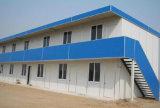 Two-Storey Tijdelijke Modulaire Huis van de Structuur van het Staal (kXD-PH87)