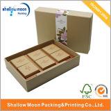 Brown Factory de alta calidad de embalaje de papel de caja (QY150006)