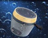 Forme de cuvette avec haut-parleur Bluetooth FM NR-1018 étanche