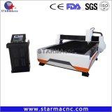 Plancha de metal de acero el aluminio 0-50mm nuevo CNC Máquina de Corte Plasma