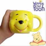 Winnie Pooh la tazza della mousse della tazza della torta del fumetto della porcellana