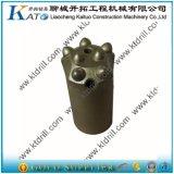 34mm/36mm /38mm 7 Knopen 22mm Bit van de Knoop van het Carbide van de Steel de Spitse