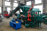 Machine de bloc de cavité de la machine de fabrication de brique de couplage Qt4-25 à vendre
