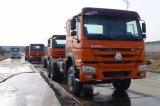 Sinotruk HOWO 6X4 10の荷車引きのディーゼル頑丈なトラクターのトラック
