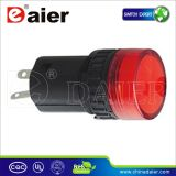 16mm Diameter Signal LED Pilot Lamp 220V (AD16-16E)