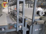 Produit de PRF 3,2 m gel coat ultra large feuille plate Ligne de production de panneaux de carrosserie du camion de PRF