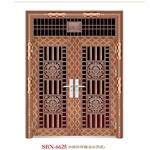 Fils de porte de /Entrance de porte de /Stainless de porte et mère en acier (6625)
