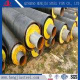 Cartel dos tubos de aço do tubo de isolamento de espuma de poliuretano