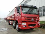 Kipper van de Vrachtwagen van de Stortplaats van Sinotruk HOWO de Zware 8X4