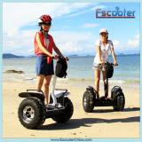 Potencia fuerte Dos Ruedas Auto Equilibrio Scooter eléctrico con Ce