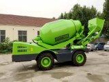 Four-Dimensional het Mengen zich Technologie 1.5 M3 de Zelf het Laden en het Lossen Vrachtwagen van de Mixer