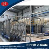 30t/H Aardappelzetmeel die de Installatie van de Verwerking met de Steun van de Technologie maken