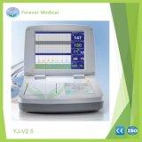 Beschrijving van Monitorproduct van de Hartslag van Doppler Ctg de Foetale