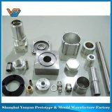 CNC da precisão que faz à máquina as peças do CNC