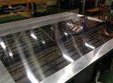 Strato eccellente dell'acciaio inossidabile dello specchio 8K, bordo del testo fisso