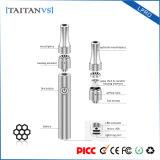 Taitanvs Lpro 300mAh는 코일 세라믹 유리제 난방 전자 담배 E 담배 자아 이중으로 한다