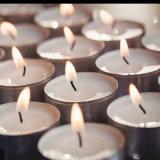 De het best Gebemerkte Massa van het Pak van de Waarde van 100 Kaarsen van de Thee Lichte
