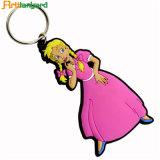 Heißer Verkauf kundenspezifisches weiches Kurbelgehäuse-Belüftung Keychain