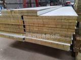 La couleur de l'acier galvanisé de panneaux sandwich de laine de roche pour salle blanche