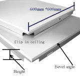 Heißer Verkaufs-dekorative Decken-Aluminiumfliesen