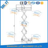 Het elektrische Hydraulische Platform van de Lift van de Schaar