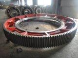 Литые большой сегмент для изготовителей оборудования передачи вращающихся печах мельницы шаровой опоры рычага подвески